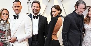 Oscar 2019'un öne çıkan çiftleri